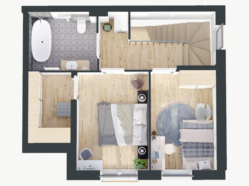 mieszkania na sprzedaż Łomża